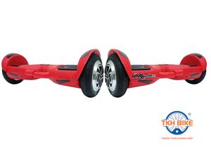 Xe điện cân bằng 2 bánh Nioshima 0265 có tay xách 2017-Đỏ