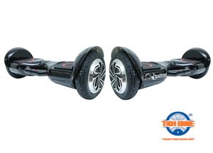 Xe điện cân bằng 2 bánh Nioshima 0265 có tay xách 2017-Đen