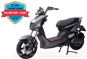 Xe máy điện JEEK NEW DIBAO 2018 đỏ đen